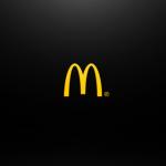 マクドナルド公式アプリ起動画面