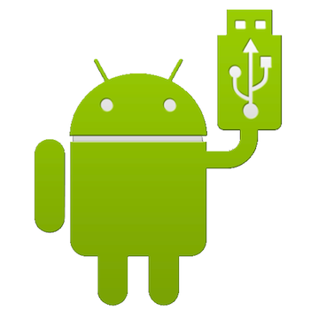 Android File Transfer アイコン