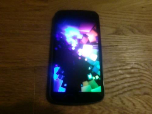 Galaxy Nexus 起動2