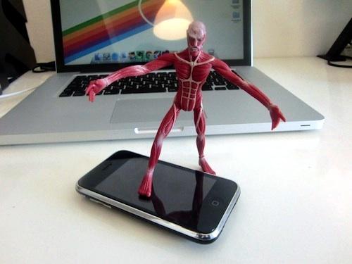 IPhone 沈黙