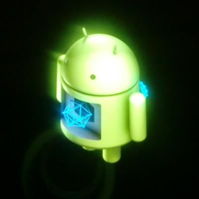 Galaxy Nexus アップデート ドロイド君