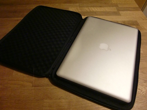 Orobianco DENVER MacBook Pro インナーケース1