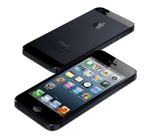 IPhone5  ブラック イメージ