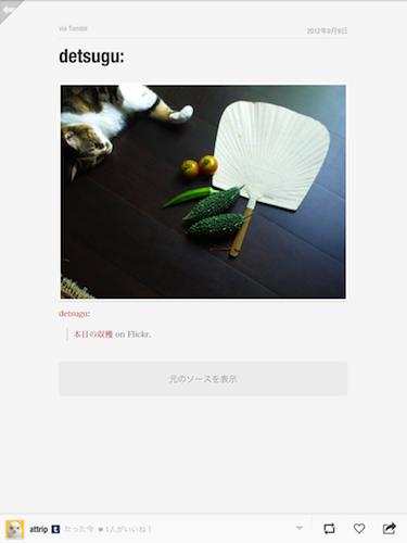 Flipboard iPad3