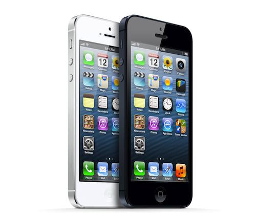 IPhone5 イメージ