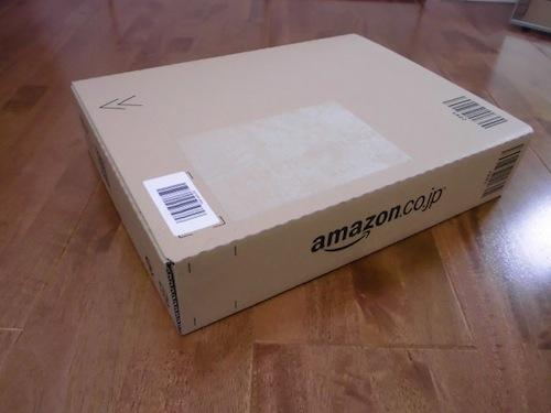 Amazonの箱 段ボールのリサイクルマーク1