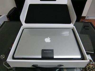 MacBook Pro 開梱の儀2