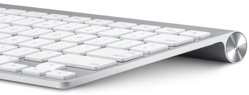 Apple Wireless Keyboard  US MC184LL A