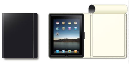 MOLESKINE Folio iPad Cover イメージ