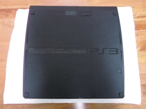 PS3 内蔵HDD交換2