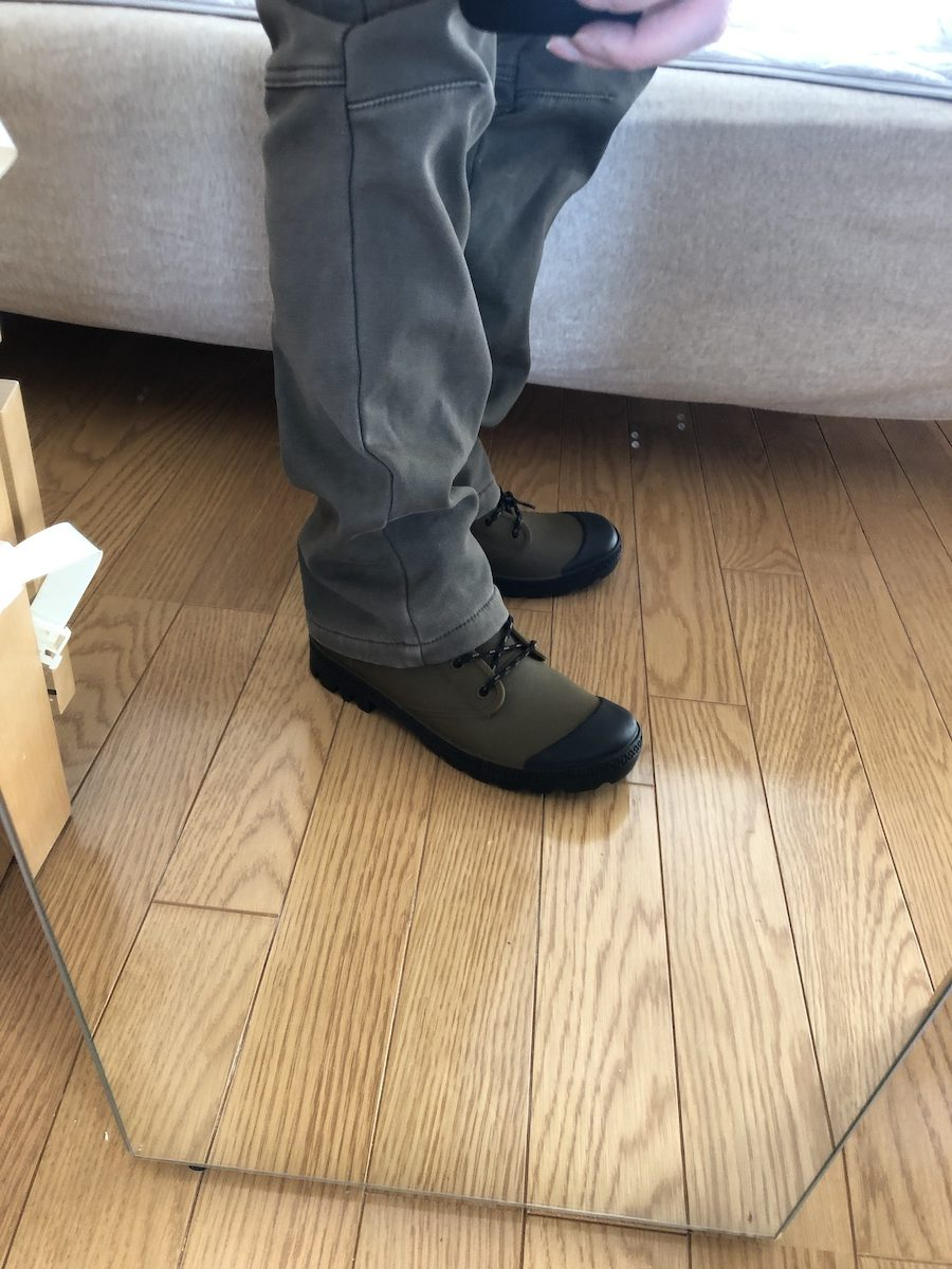 Workman bousui shoes j