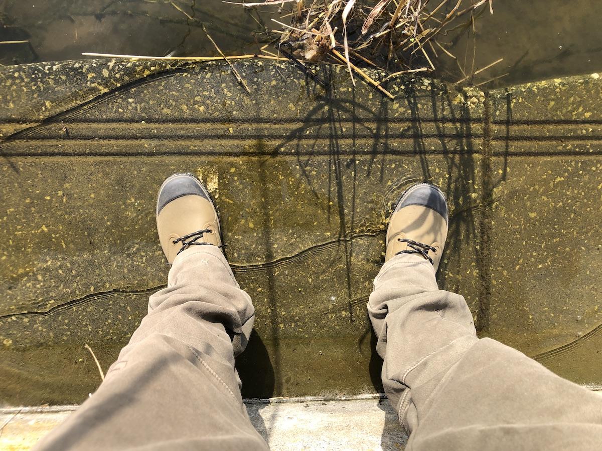 Workman bousui shoes m