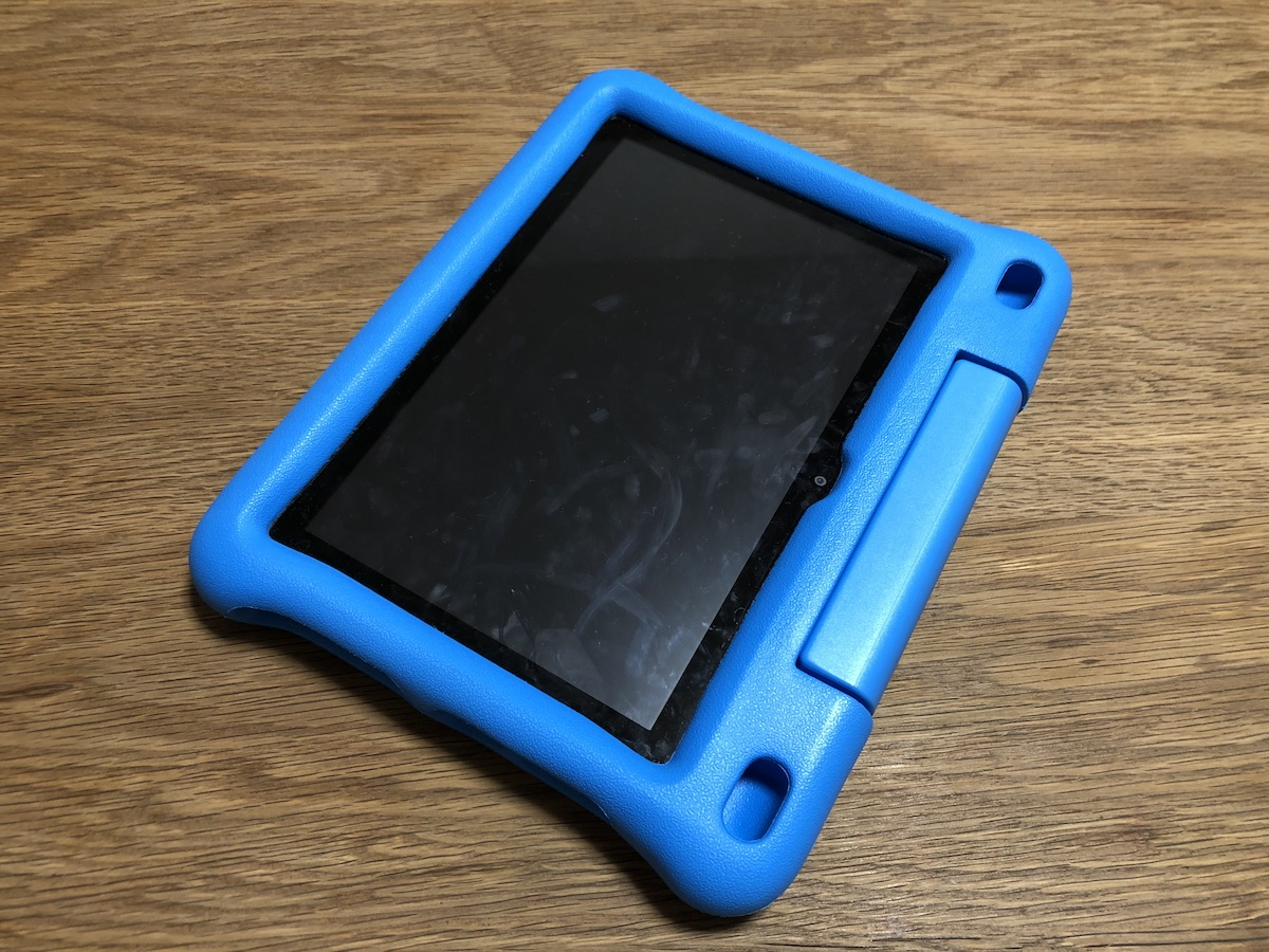 Fire hd kids glass film a